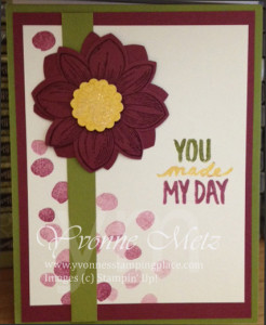 You Made My Day Card 1