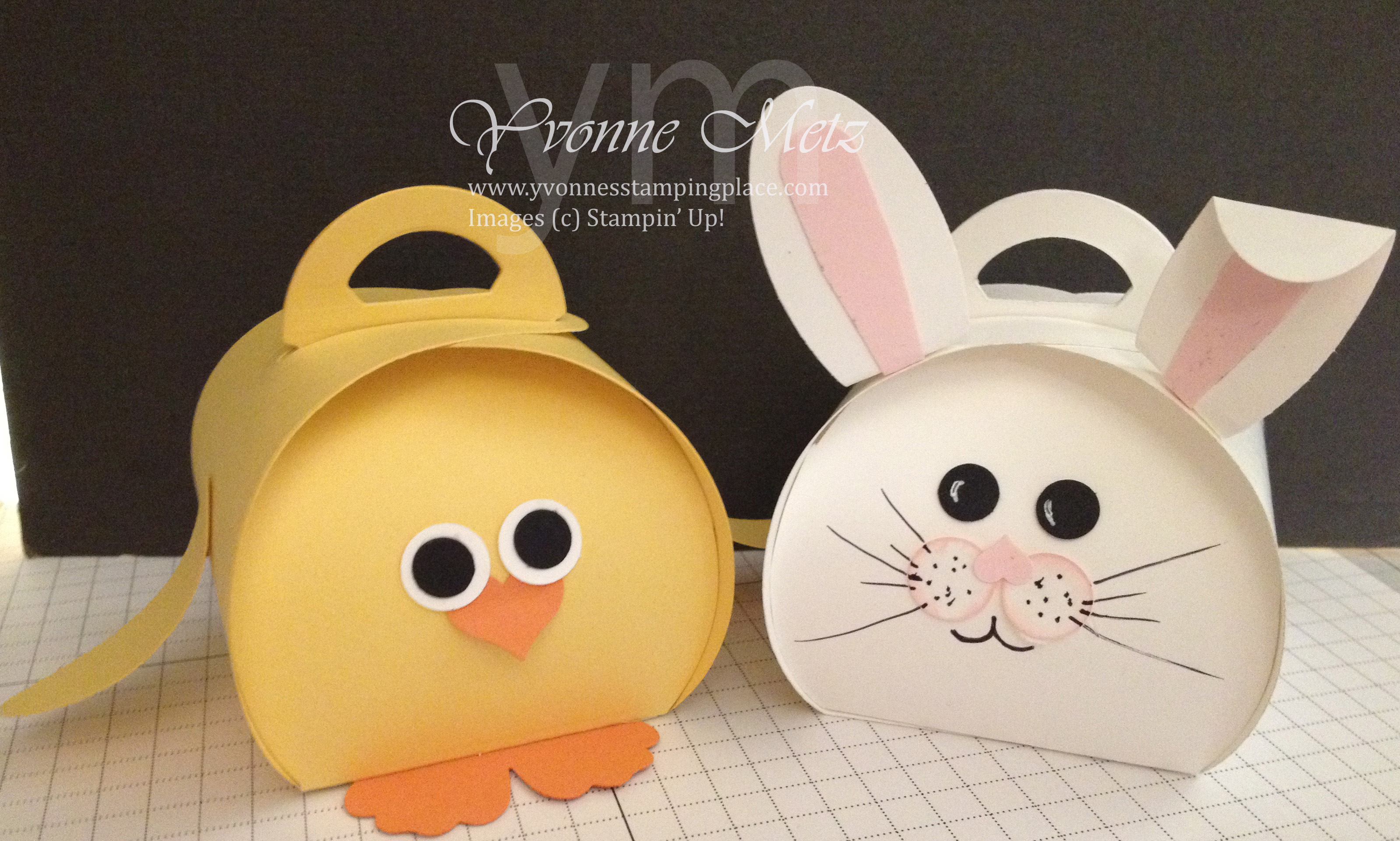 Easter ideas yvonnes stamping place curvy keepsake bunny n chic negle Images