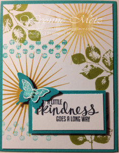 A Little Kindness Card